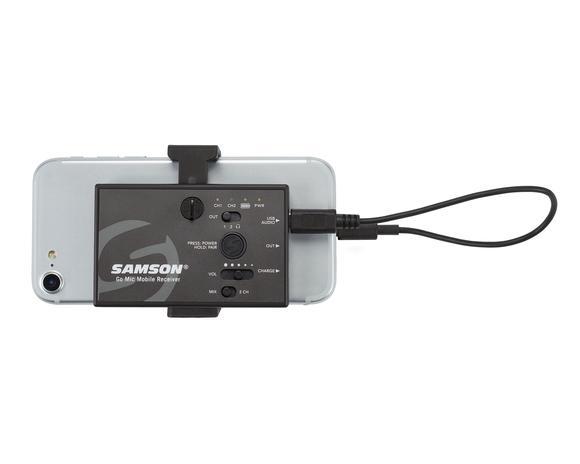 Samson Go Mic Mobile Professional Handheld Wireless System 3