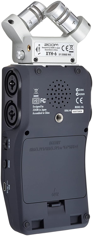 ZOOM H6 Handy Recorder 2