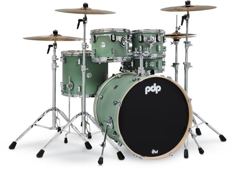 Concept™ Maple - Satin Seafoam- 5-Piece Kit