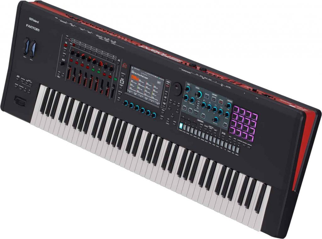 Roland FANTOM-7 Music Workstation Keyboard 4