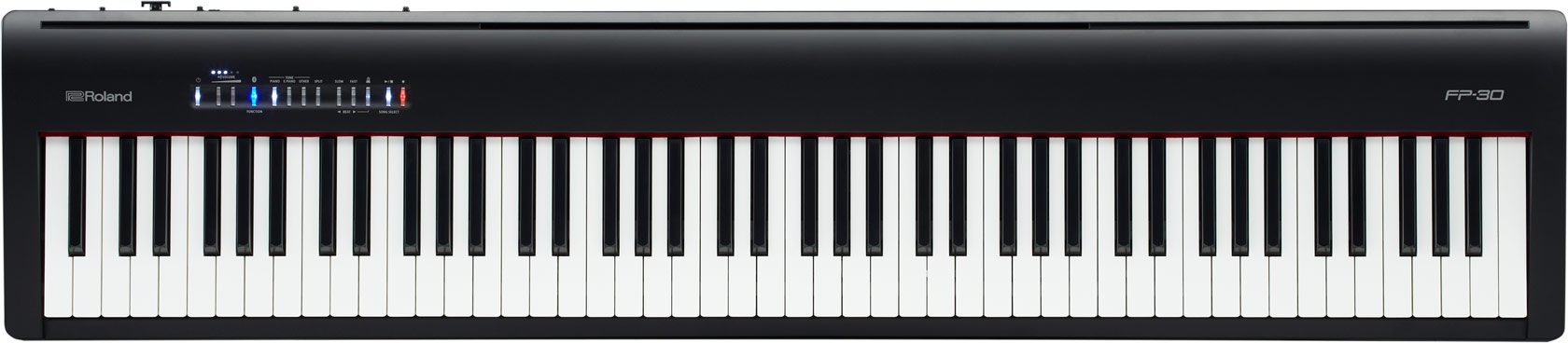 Roland FP-30 Digital Piano black