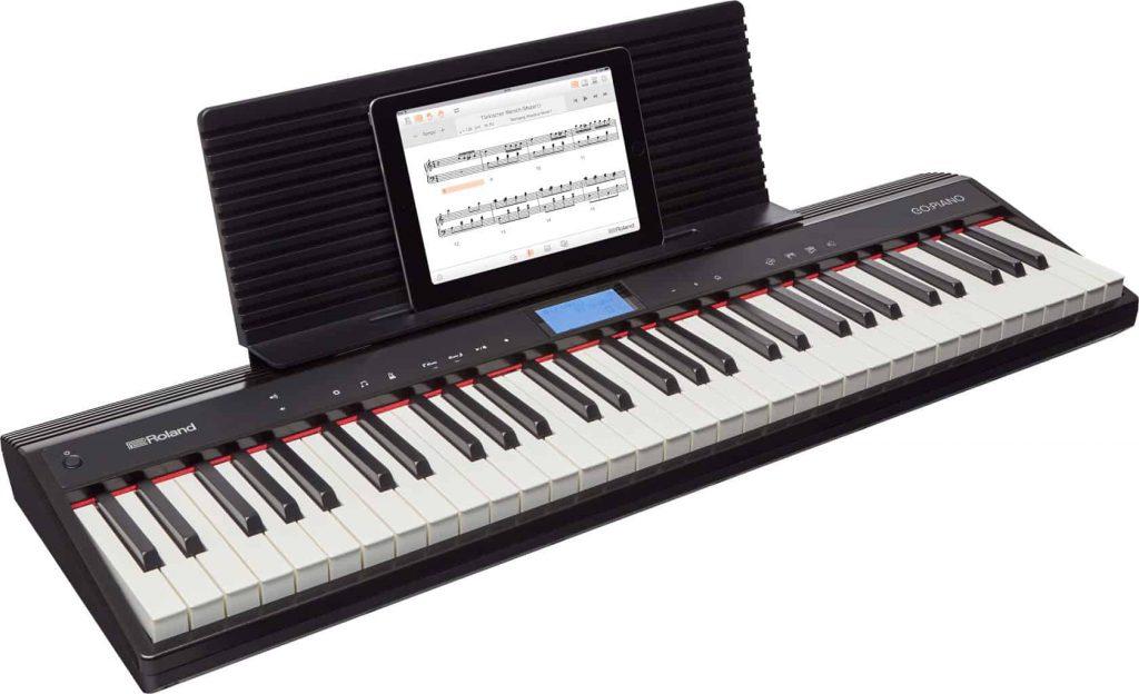 Roland GOPIANO 61-key Portable Piano 10
