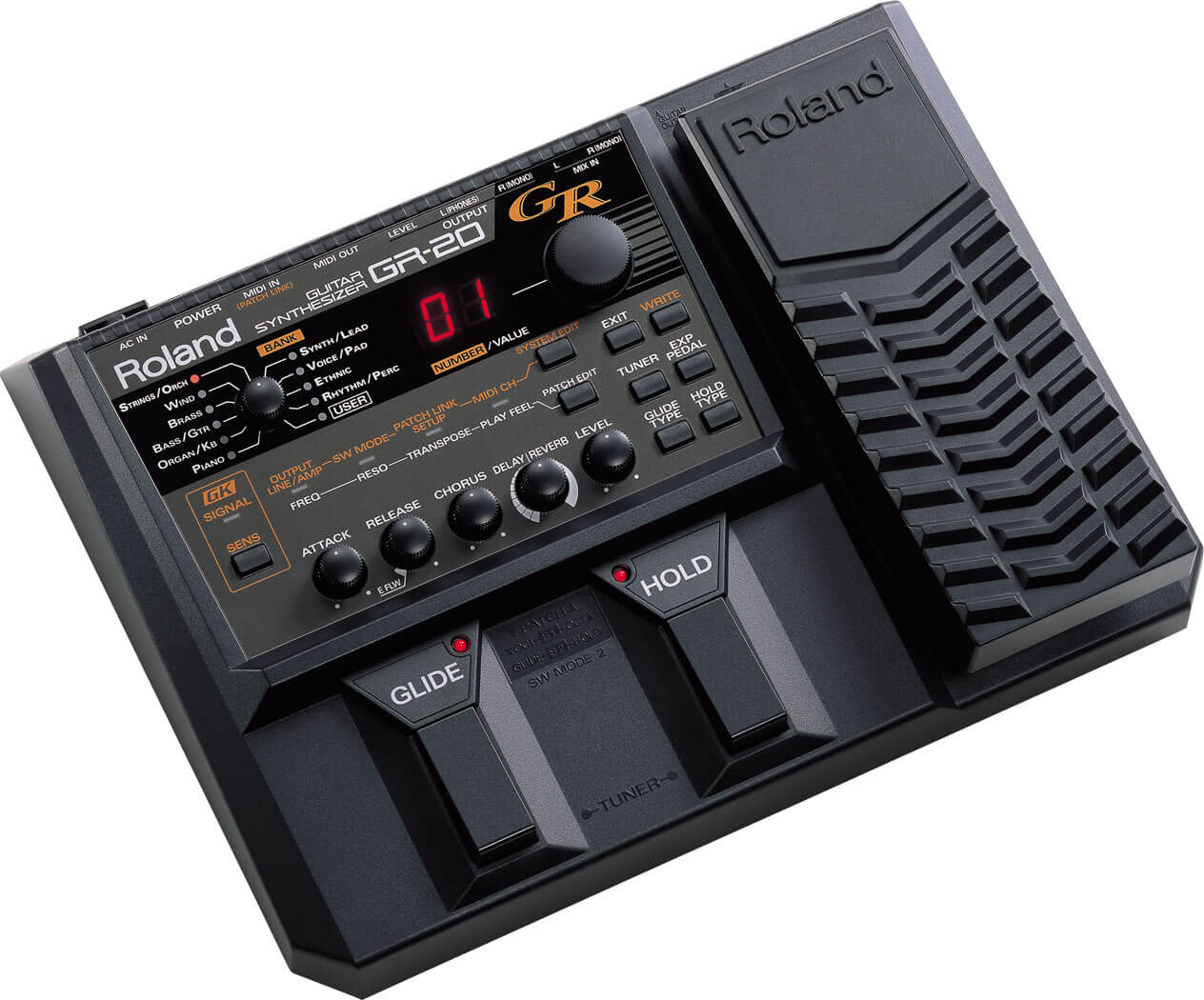 Roland GR-20 Guitar Synthesizer 2