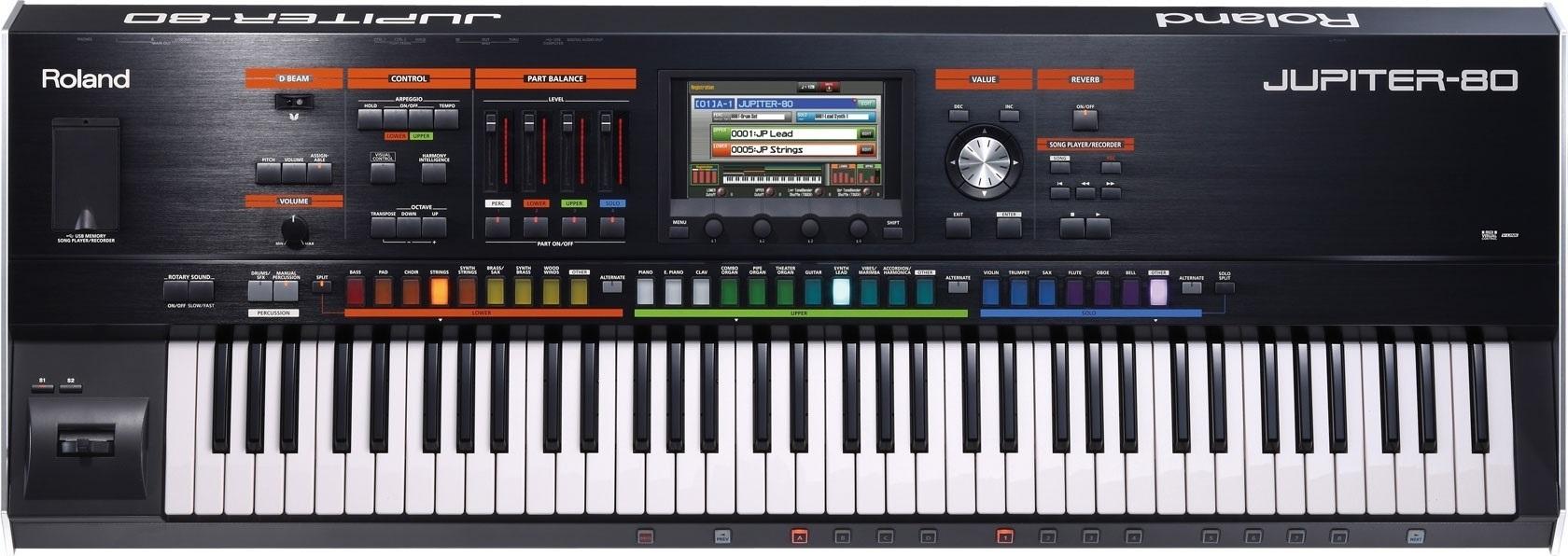 Roland JUPITER-80 Synthesizer