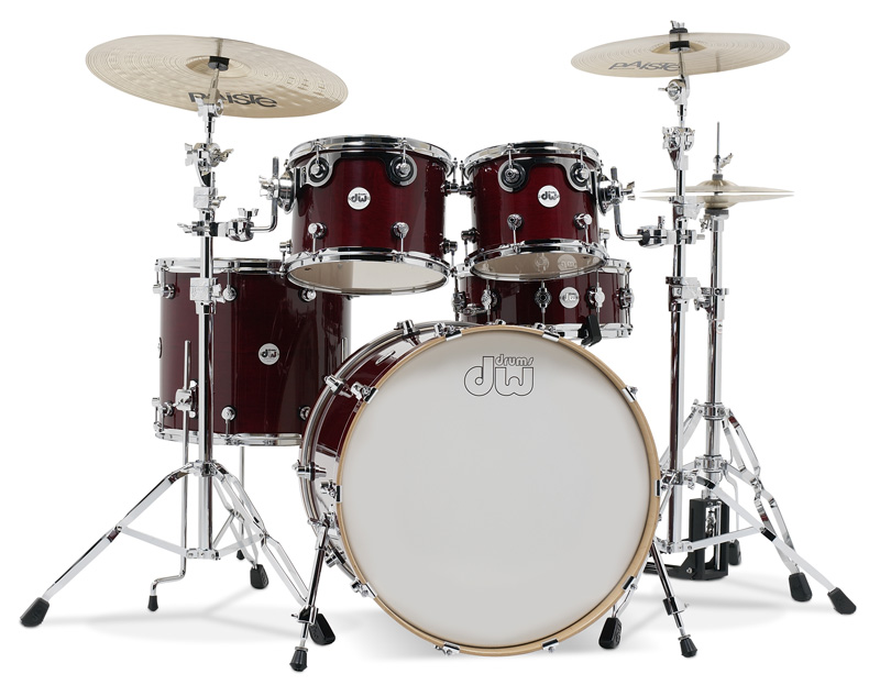 DW Design Series Cherry Stain