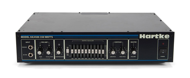 Hartke HA3500 - Bass Amplifier
