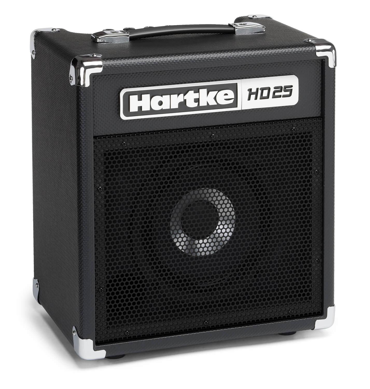Hartke HD25 Bass Combo Amp front