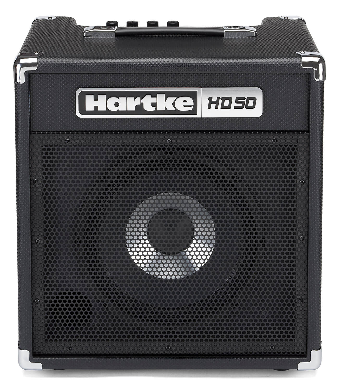 Hartke HD50 Bass Combo front