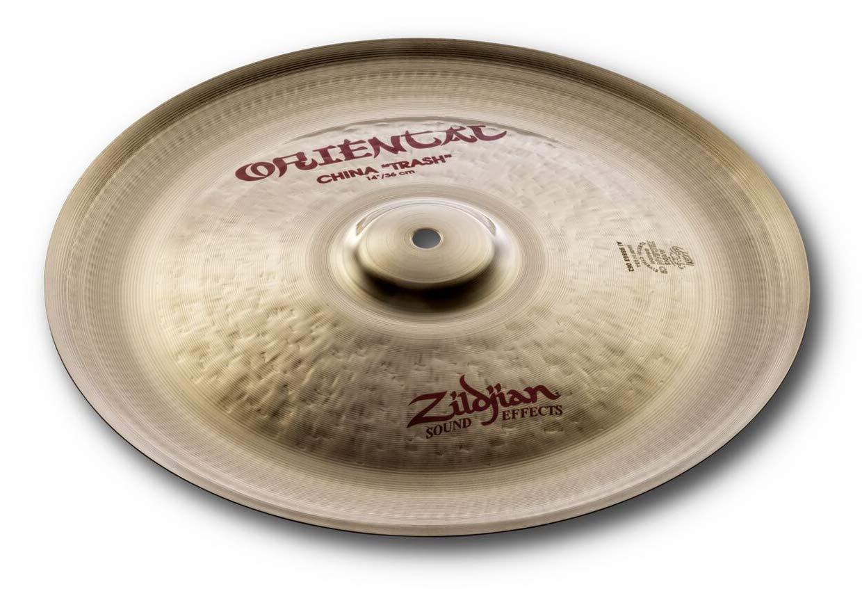 Zildjian A0614 14-inch Oriental China Cymbal Trash