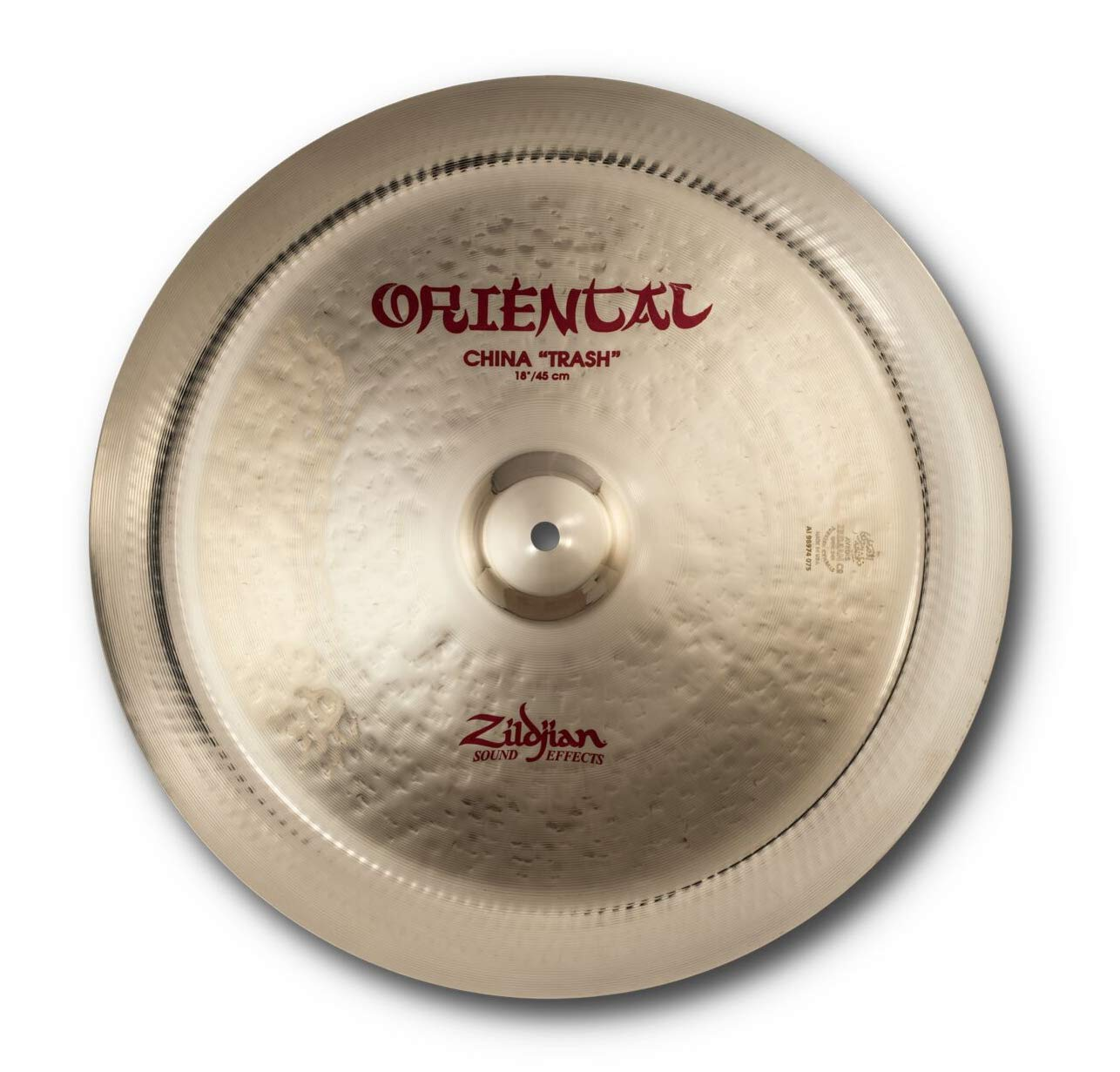 Zildjian A0618 18-inch Oriental China Cymbal Trash